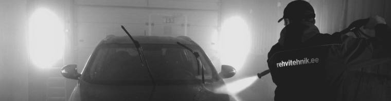 Autode puhastusteenus